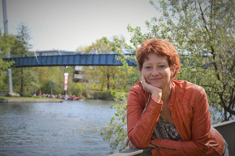 Mediatorin Carola Bartsch