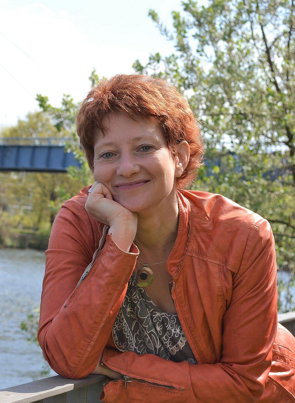 Carola Bartsch stelle sich vor