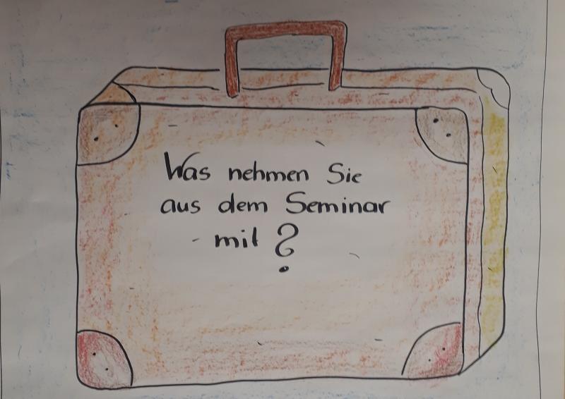 Koffer Schulungsergebnisse