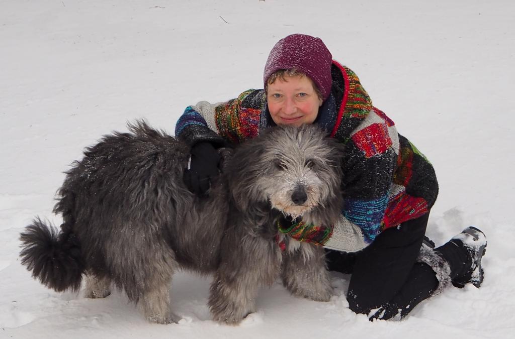 Kommunikation zwischen  Hund und Mensch, Fenja und Carola